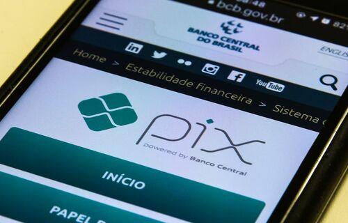 Pix - Foto: Marcello Casal Jr/Agência Brasil