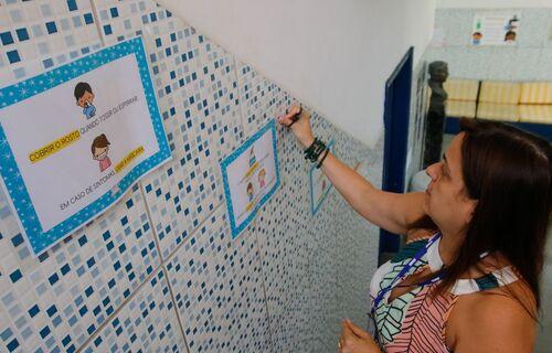 Escola. Foto: Agência Brasil