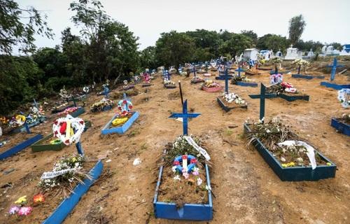 Cemitério - Foto: Arquivo/Agência Brasil