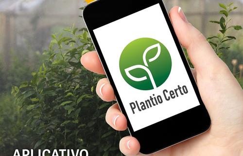 Plantio Certo - Foto: Embrapa