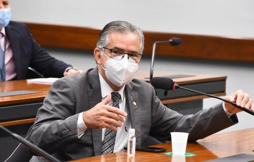 Deputado Joaquim Passarinho (PA). Foto: Cláudio Araújo/PSD
