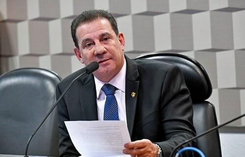 Vanderlan Cardoso. Foto: Senado.
