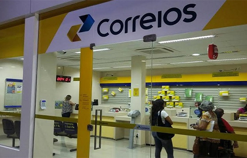Correios. Foto: Agência Brasil.
