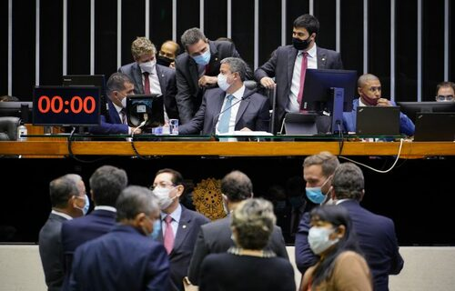 Sessão Plenária da Câmara dos Deputados - Foto: Pablo Valadares/Câmara dos Deputados