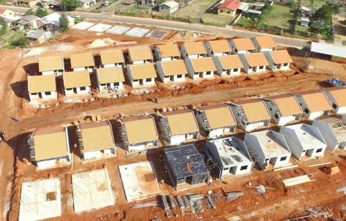 Obras Minha Casa Minha Vida - Foto: Governo do Rio Grande do Sul