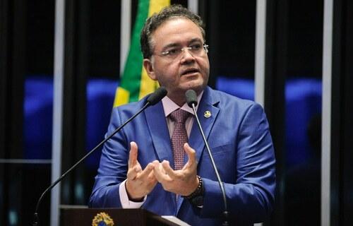 Senador Roberto Rocha. Foto: Marcos Oliveira/Agência Senado