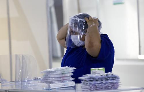 Profissional de Saúde - Foto: Governo do Ceará