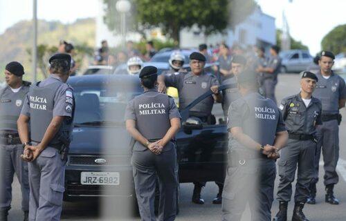 Policiais militares. Foto: Agência Brasil.