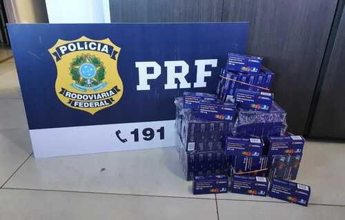 Foto: Comunicação da PRF/GO