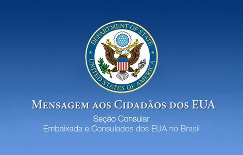 Foto: Divulgação Site Embaixada dos EUA no Brasil