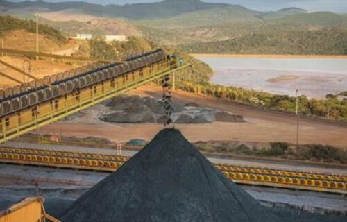 Mineração. Foto: Agência Brasil.