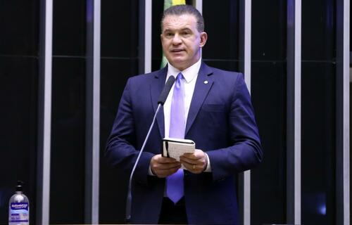 Deputado federal Evandro Roman coordenará grupo. Foto: Najara Araujo/Câmara dos Deputados
