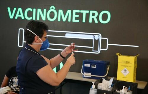 Vacina Já - Foto: Governo do Estado de São Paulo