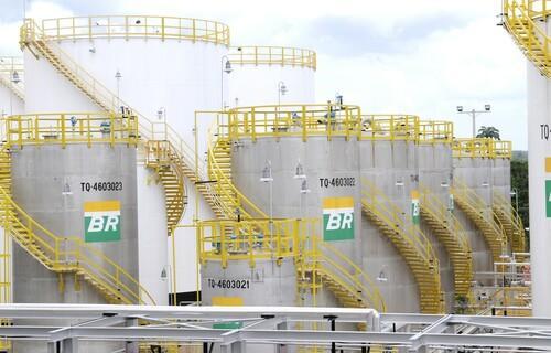 Petrobras. Foto: Agência Petrobras.