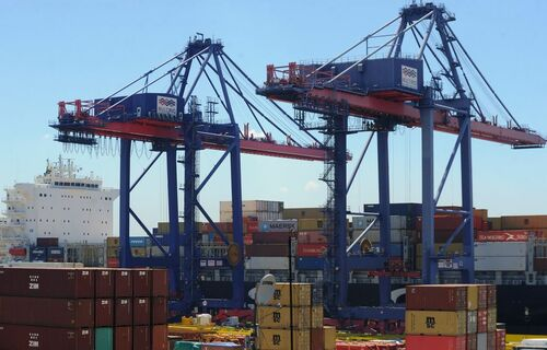 Exportação. Foto: Agência Brasil.