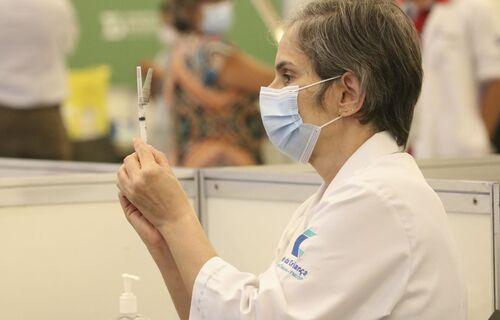Vacinação - Foto: Rovena Rosa/Agência Brasil