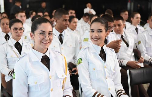 Escola Cívico-Militar - Foto: Ascom/MEC