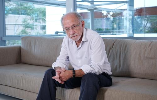 Professor José Márcio Camargo. Foto: Arquivo pessoal