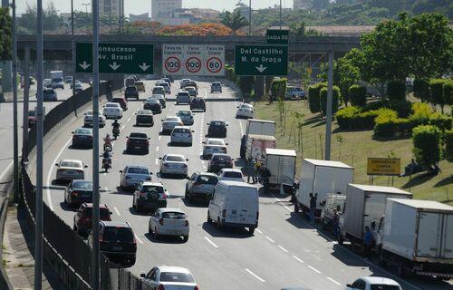 Rodovia. Foto: Agência Brasil