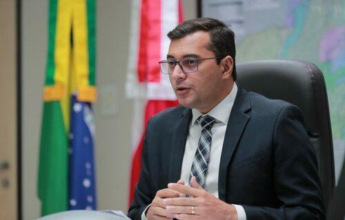 Governador do Amazonas, Wilson Lima - Foto: Casa Civil/AM