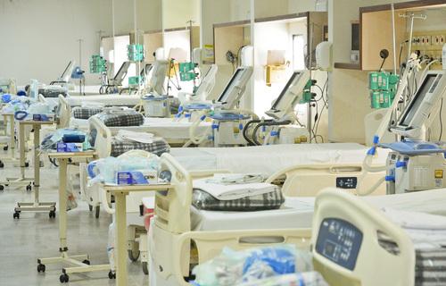 Leito Covid - Foto: Agência Saúde-DF