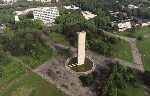 Campus da Universidade de São Paulo. Foto: George Campos/USP