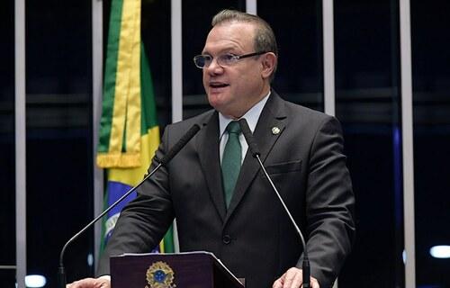 Wellington Fagundes - FOTO: Waldemir Barreto/Agência Senado