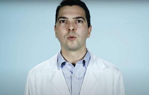 Endocrinologista Daniel de Carvalho fala sobre Diabetes. Foto: Reprodução do YouTube