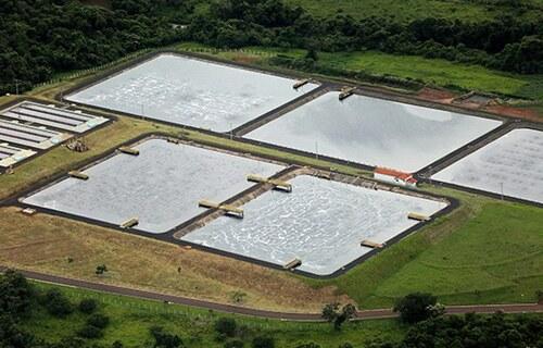 Estação de Tratamento de Esgoto - Foto: Raylton Alves/Banco de Imagens ANA