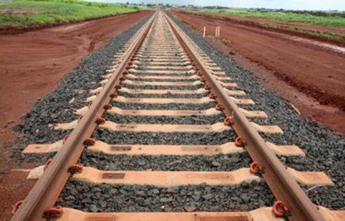 Ferrovia. Foto: Beth Santos/Secretaria-Geral da PR
