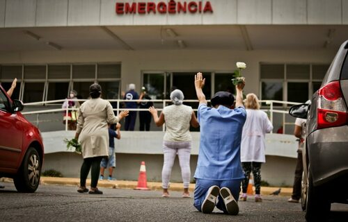 Foto: Breno Esaki/Secretaria de Saúde DF
