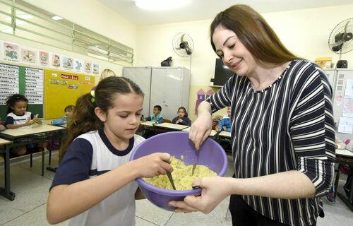 Escola Empreendedora - Foto: Prefeitura de Jundiaí/SP