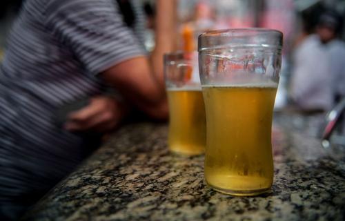 Bebida alcoólica - Foto: Marcelo Camargo/Agência Brasil