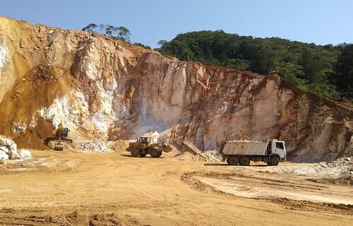 Mineração -  Foto: IAT