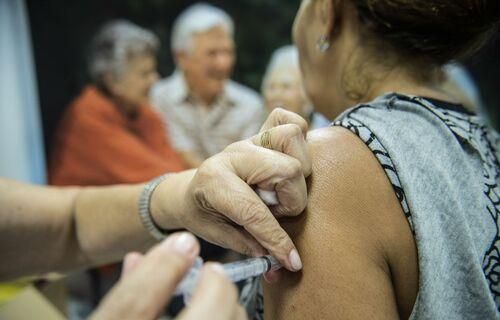 Vacinação - Foto: Marcelo Camargo/Agência Brasil