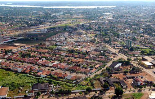 Imagem aérea de Porto Velho, capital de Rondônia. Foto: Wilson Dias/Agência Brasil