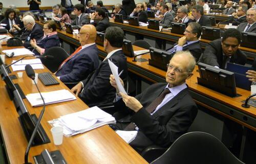 Parlamentares se reúnem na Comissão de Minas e Energia. Foto: Arquivo/PSDB