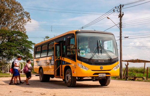 Transporte escolar - Foto: FNDE