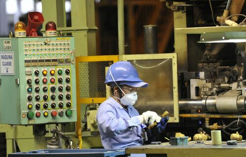 Indústria. Foto: CNI.