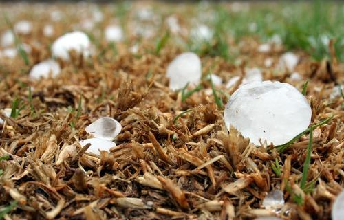 Chuva de granizo atinge cidades da Região Sul. Foto: Etienne Marais/Pixabay