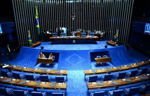 Senado. Foto: Agência Brasil.