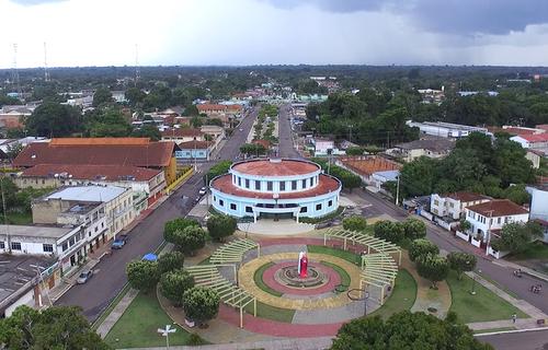 Município de Maués (AM). Foto: Prefeitura de Maúes