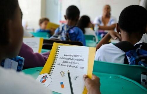 Fundeb. Foto: Agência Brasil.