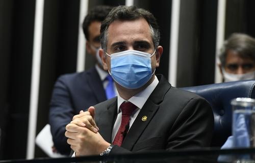Rodrigo Pacheco. Foto: Agência Senado.