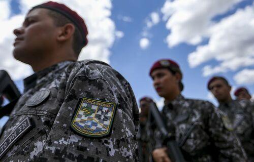 Força Nacional - Foto: Agência Brasil