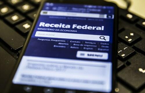 Site Receita Federal - Foto: EBC