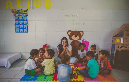Foto: UNICEF/Raoni Libório