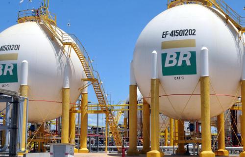 Petrobras. Foto: Agência Brasil.