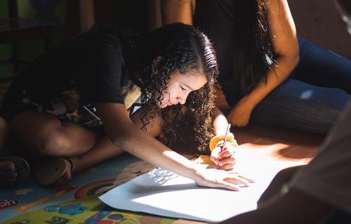 Criança - Foto: Divulgação/ItaúSocial