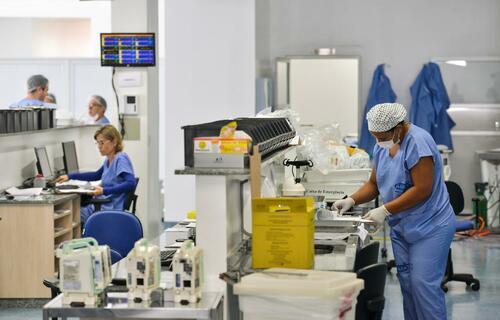 Profissionais de Saúde - Foto: Secom MT